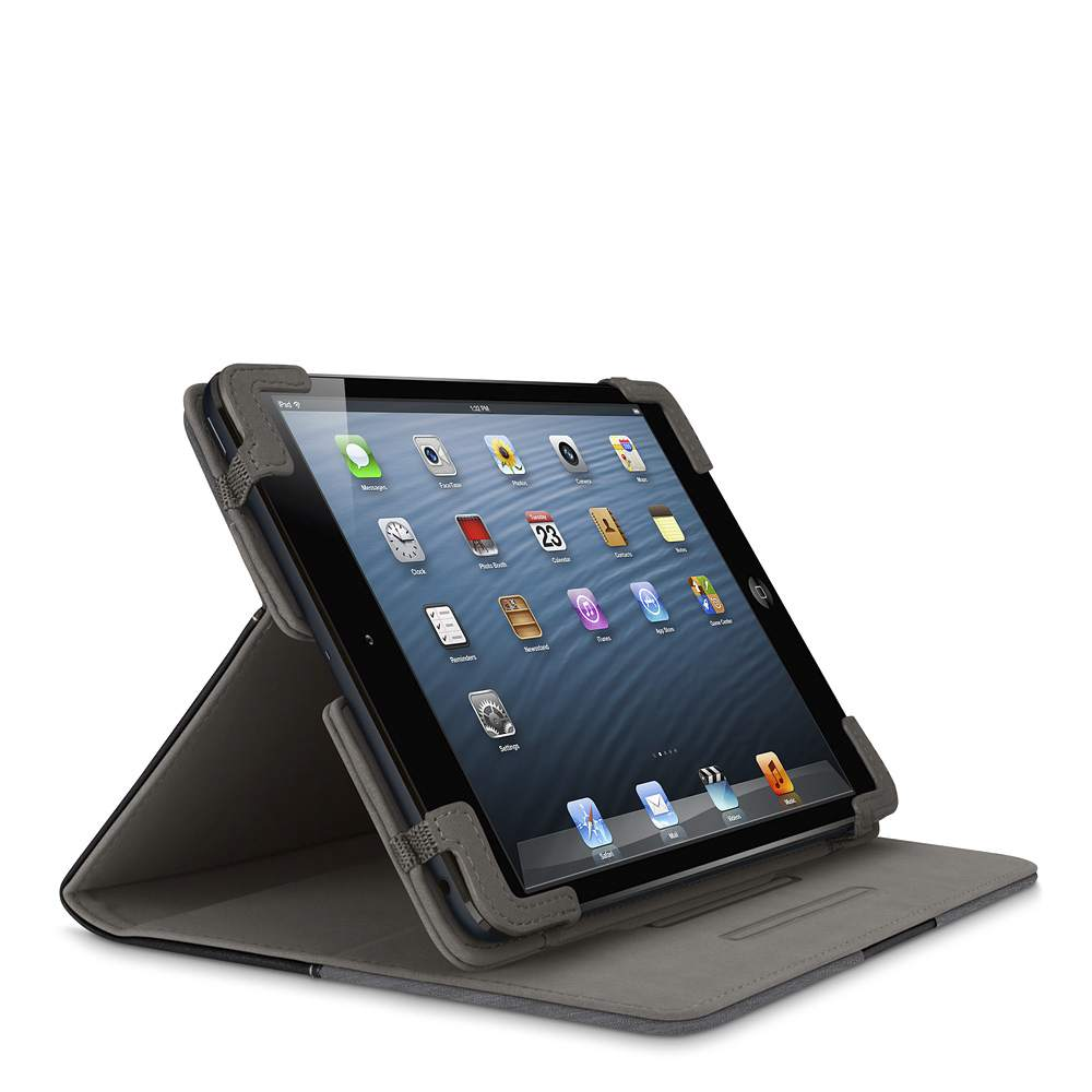 Chambray Tab Cover with Stand for iPad mini and iPad mini with Retina display - FrontViewImage