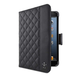 Quilted Cover with Stand for iPad mini and iPad mini with Retina display -$ TopViewImage