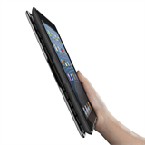 QODE™ Ultimate Keyboard Case for iPad (4th & 3rd Gen) and iPad 2 -$ SideView1Image