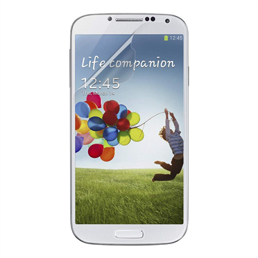 TrueClear High Definition Screen Protector for Galaxy S4 -$ HeroImage