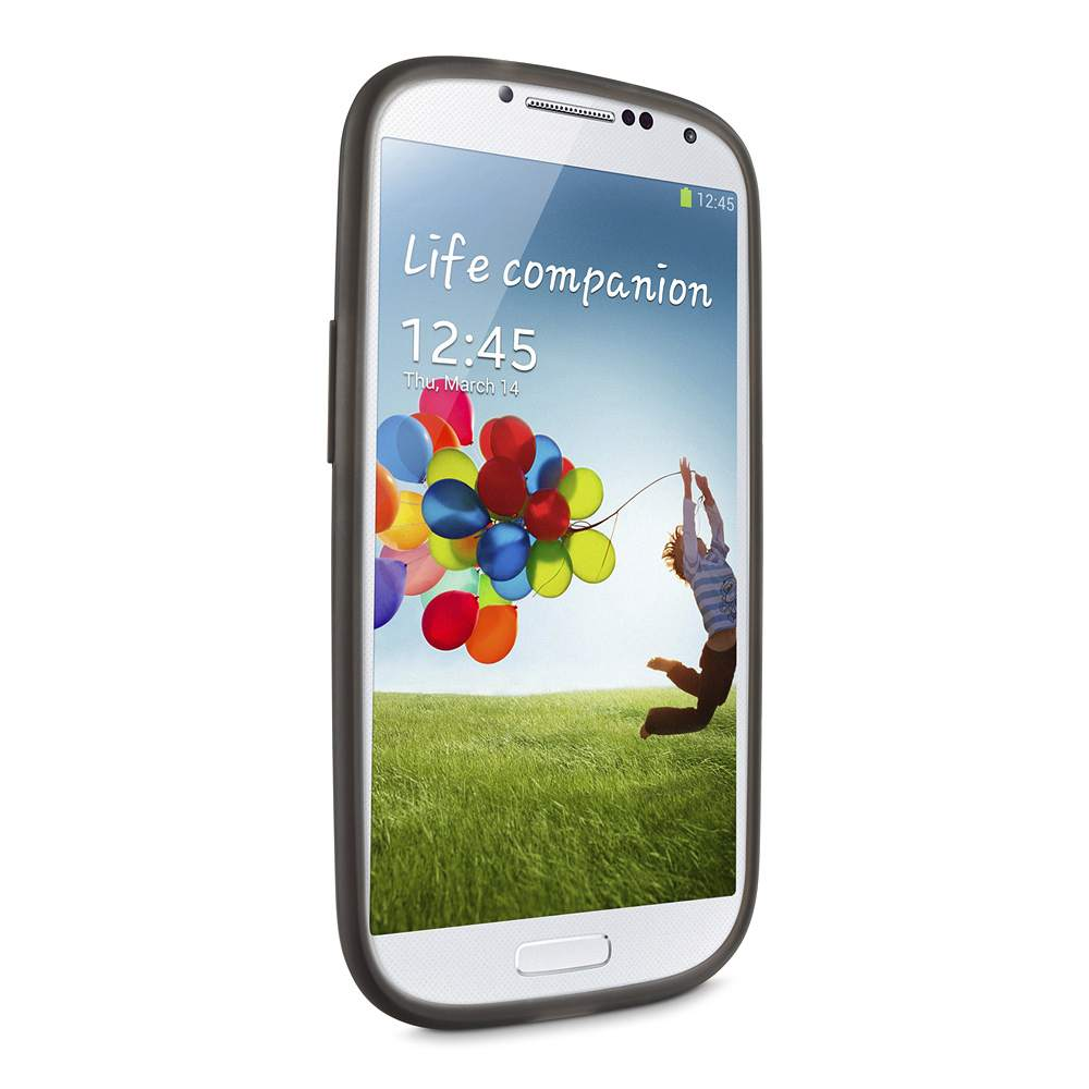 SAMSUNG GALAXY S4 Grip Sheer Matte Case - FrontViewImage