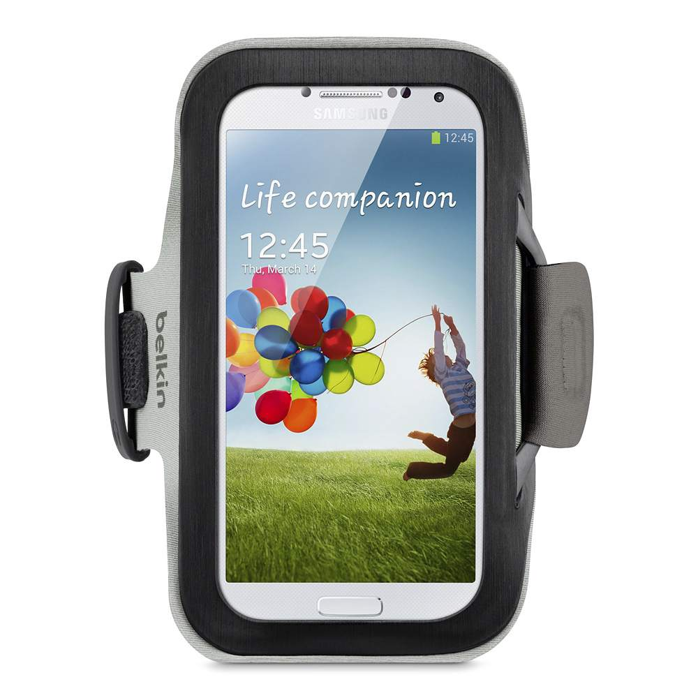 Slim-Fit Armband for Galaxy S4 - HeroImage