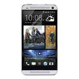 TrueClear Anti-Smudge Screen Protector for HTC One -$ HeroImage