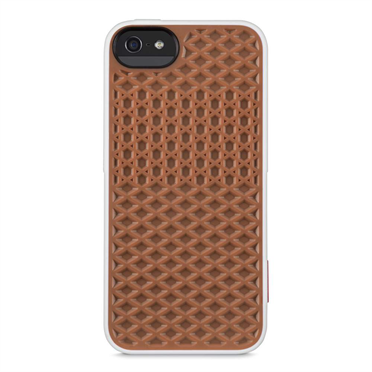 Waffle Sole Case for iPhone 5 -$ HeroImage