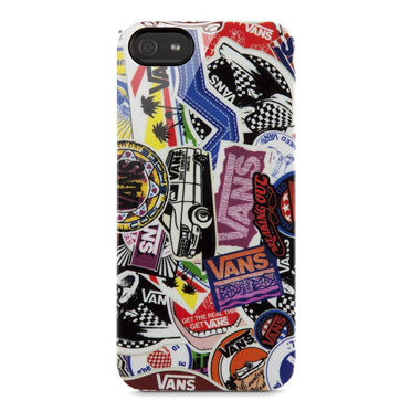 Vans Sticker Collage Case for iPhone 5 and iPhone SE -$ HeroImage