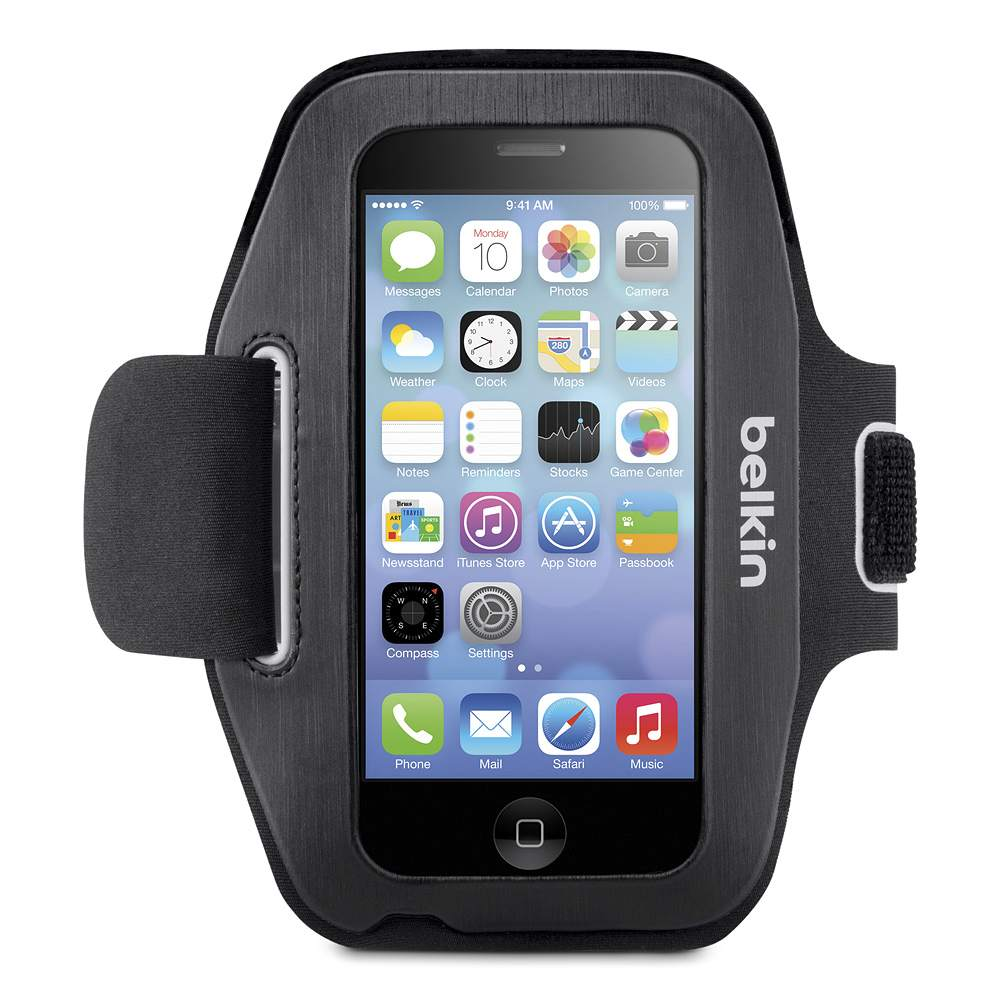 Sport-Fit Armband for iPhone 5/5s and 5c - HeroImage