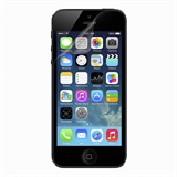 TrueClear Anti-Smudge Screen Protector for iPhone 5 -$ SideView1Image