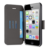 Wallet Folio with Stand Case for iPhone 5c -$ FrontViewImage