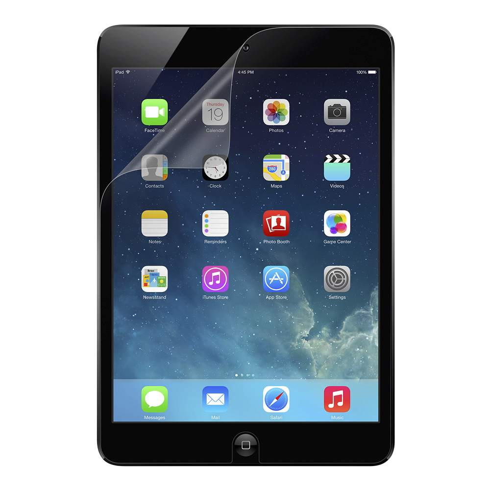 ScreenForce® Anti-Smudge Screen Protector for iPad mini - HeroImage