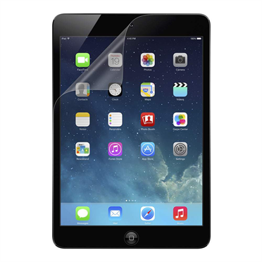 TrueClear Anti-Smudge Screen Protector for iPad Air -$ HeroImage