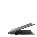 QODE Thin Type Keyboard Case for iPad Air -$ SideView1Image