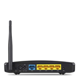G54/N150 Wi-Fi Router -$ SideView1Image