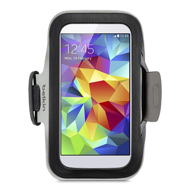 Slim-Fit Galaxy S5 Armband -$ HeroImage