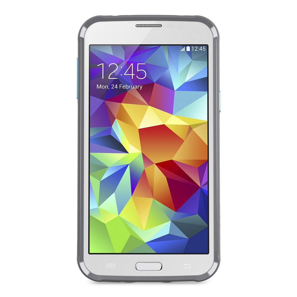 AIR PROTECT™ Grip Bumper Protective Case for GALAXY S5 - BackViewImage