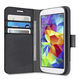 2-In-1 Wallet Folio Galaxy S5 Case -$ SideView1Image