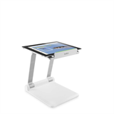 Support portable Stage™ pour tablette -$ SideView1Image