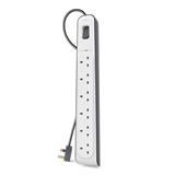 6-outlet Surge Protection Strip with 2M Power Cord -$ HeroImage