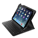 QODE™ Slim Style Keyboard Case for iPad (2017), iPad Air 2, iPad Air -$ HeroImage