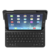 QODE™ Slim Style Keyboard Case for iPad (2017), iPad Air 2, iPad Air -$ SideView1Image