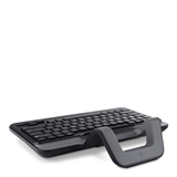 Wired Tablet Keyboard w/ Stand for iPad® (Lightning Connector) -$ TopViewImage