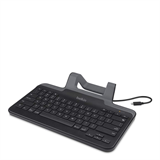 Wired Tablet Keyboard w/ Stand for iPad® (Lightning Connector) -$ HeroImage