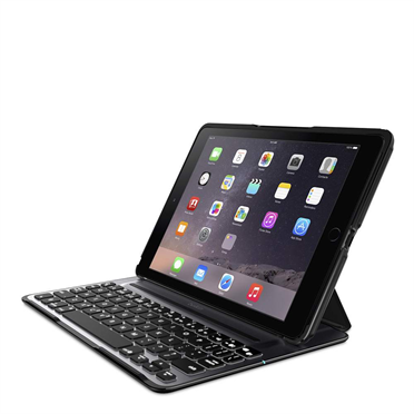 iPad Air 2 專用QODE™ Ultimate Pro Keyboard Case -$ HeroImage