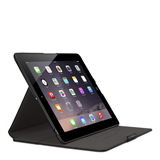 Cinema Leather iPad Case with Stand for iPad 2, iPad 3rd and 4th gen -$ FrontViewImage