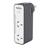 SURGEPLUS™ 2-OUTLET USB INTERNATIONAL TRAVEL SURGE -$ HeroImage