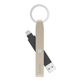 MIXIT↑™ Lightning to USB Keychain -$ FrontViewImage