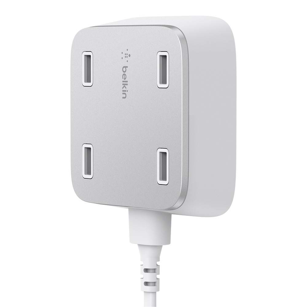 2-Port USB 5.4A Quick Car Charger+Certified Lightning Cable for iPad 5 Air// Mini