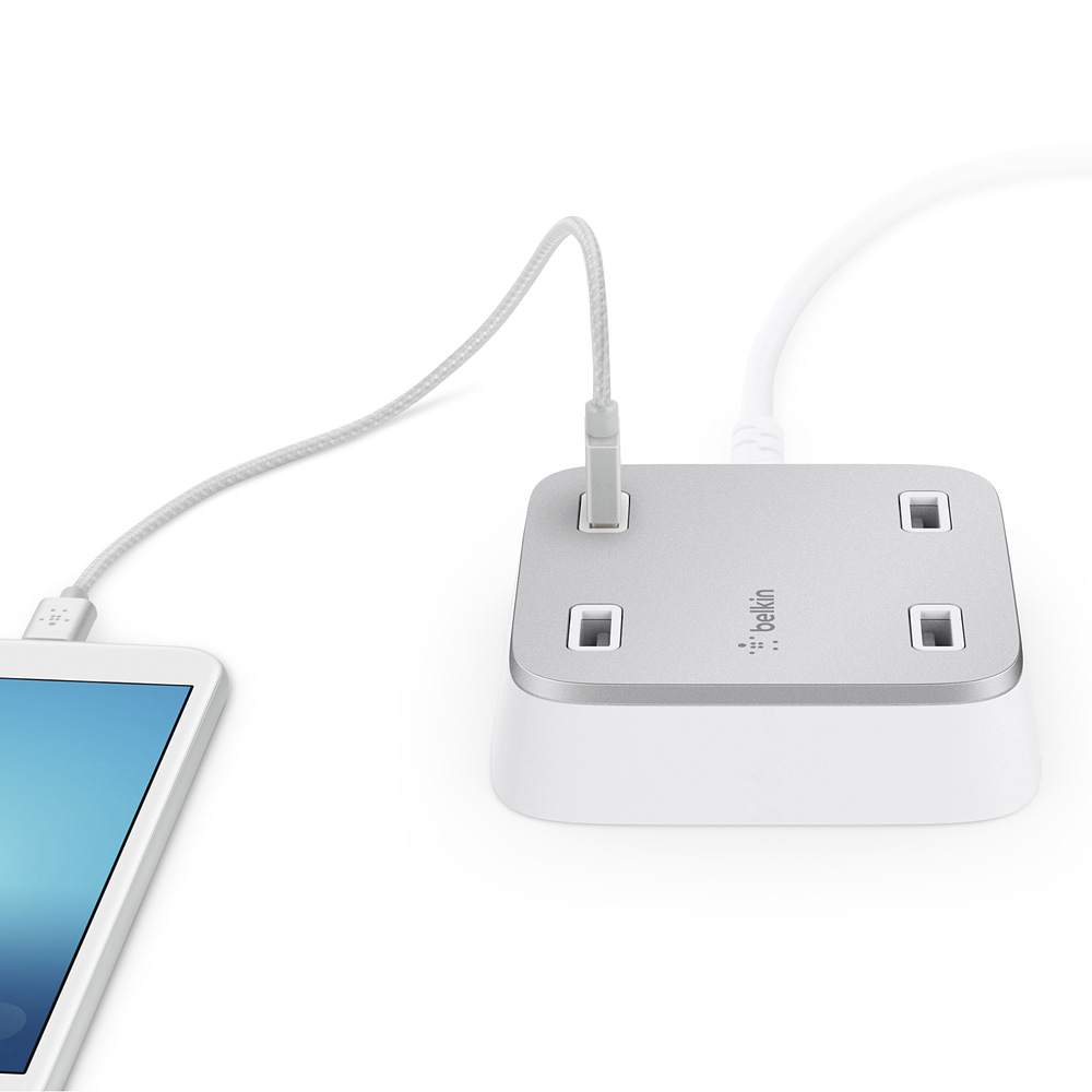 Family RockStar™ 4-Port USB Charger - FrontViewImage