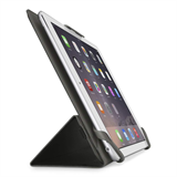 Tri-Fold Folio-hoes voor iPad Air en iPad Air 2 -$ BackViewImage