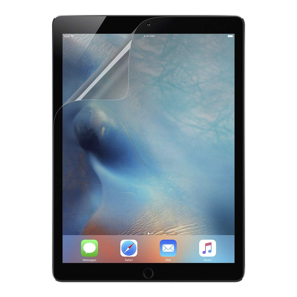 "ScreenForce®  Transparent Screen Protector for iPad Pro 12.9"" - HeroImage"