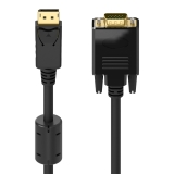DisplayPort™ to VGA Cable, M/M, 1080P -$ TopViewImage
