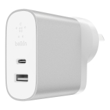 BOOST↑CHARGE™ 27W USB-C™ + 12W USB-A Home Charger -$ HeroImage