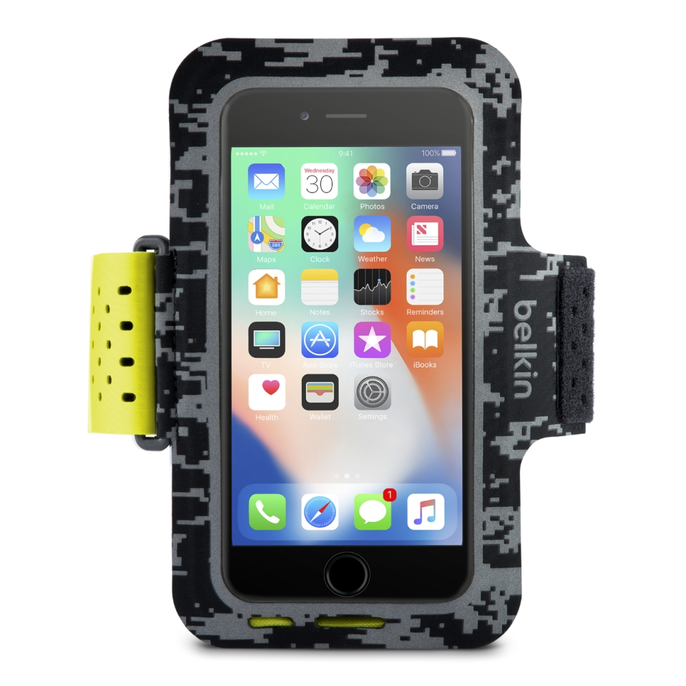 new concept 5a19b 00302 Sport-Fit Pro Armband for iPhone 8, iPhone 7 and iPhone 6/6s