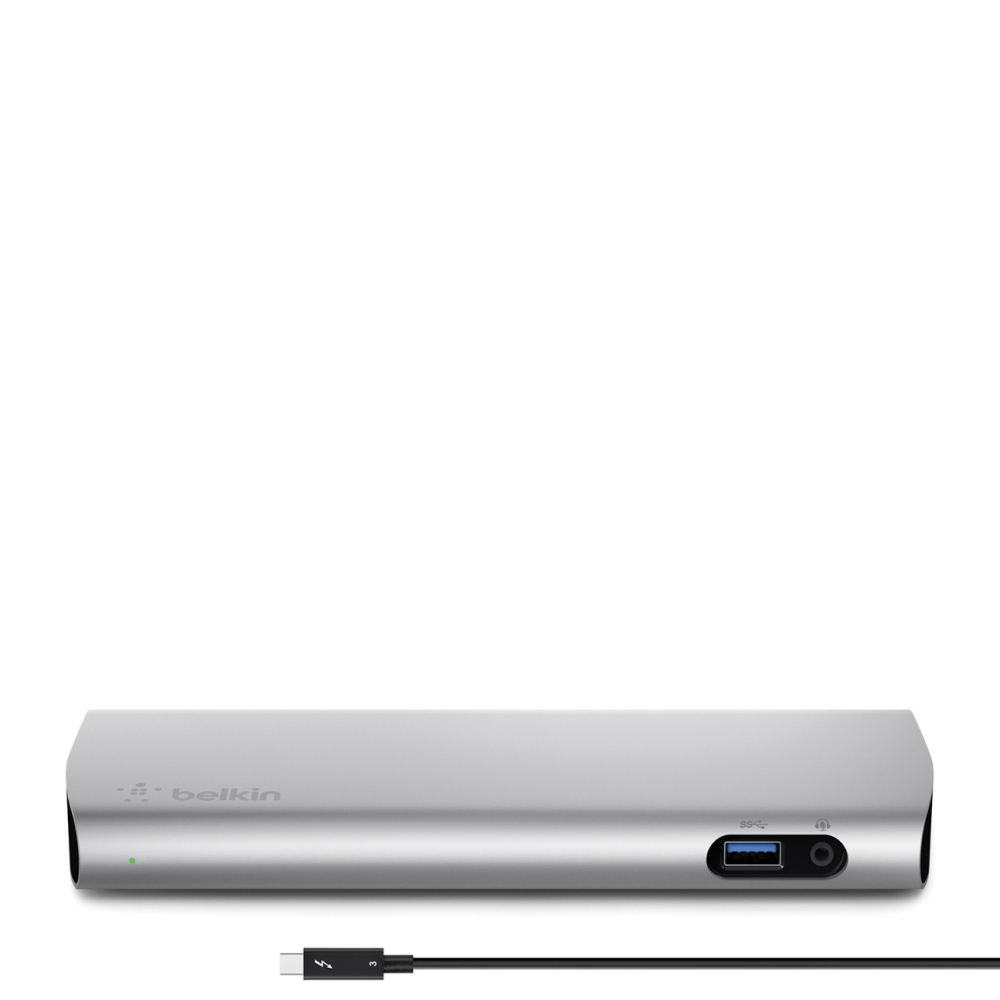 Thunderbolt™ 3 Express Dock HD with 2 6FT / 0 8M Cable