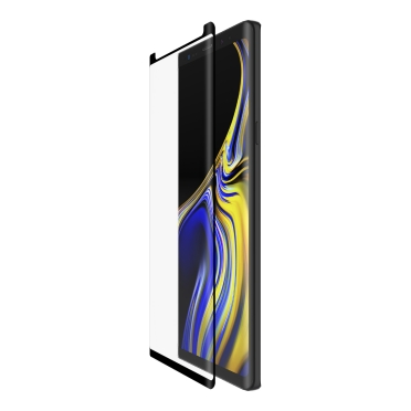 SCREENFORCE™ TemperedCurve Screen Protection for Samsung Galaxy Note9 -$ HeroImage