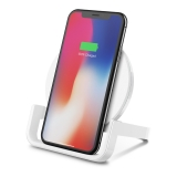 BOOST↑UP™ Wireless Charging Stand 10W for Apple, Samsung, LG and Sony -$ SideView1Image