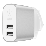 BOOST↑CHARGE™ 2-Port Home Charger -$ SideView1Image
