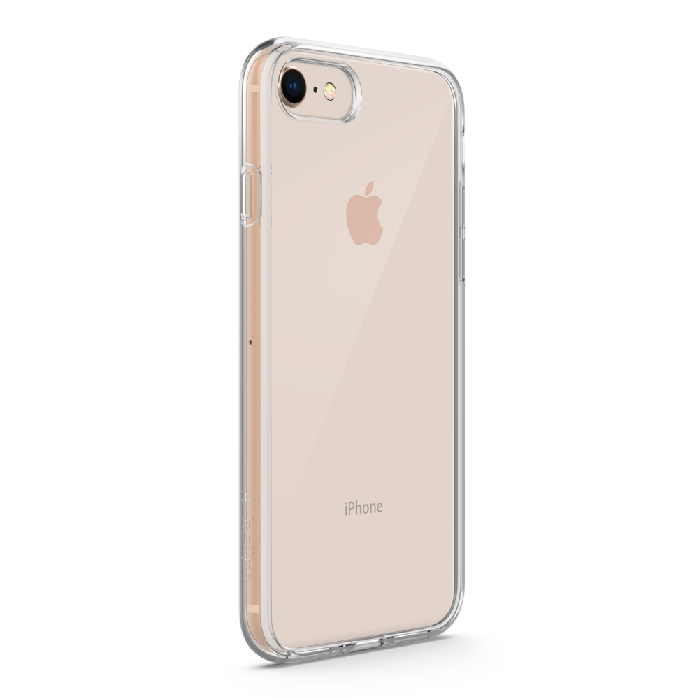 SheerForce™ InvisiGlass™ Case for iPhone 8 / iPhone 7 | Belkin