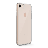 SheerForce™ InvisiGlass™ Case for iPhone 8 / iPhone 7 -$ SideView1Image