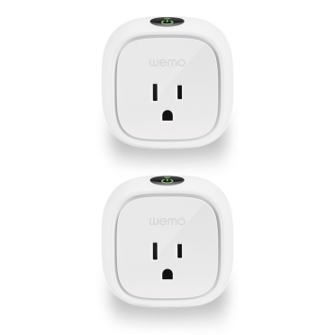 Wemo Insight Smart Plug 2-Pack -$ HeroImage