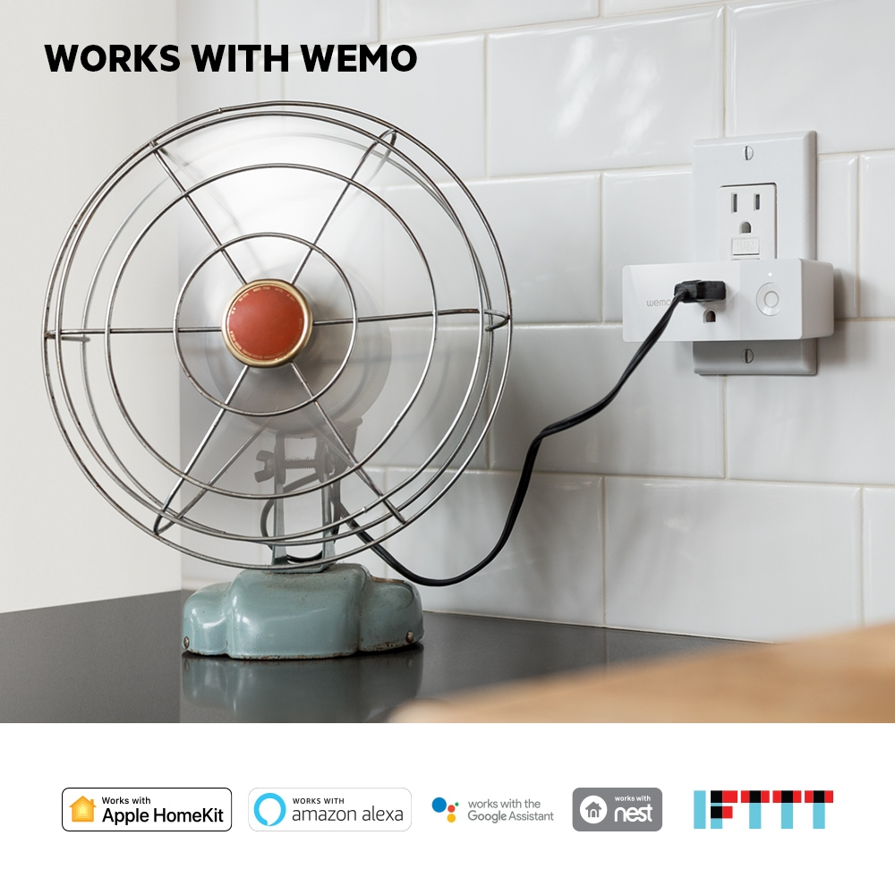 Wemo Mini Wifi Smart Plug Electrical Safety Symbol What You May Know As A Power Sideview1image