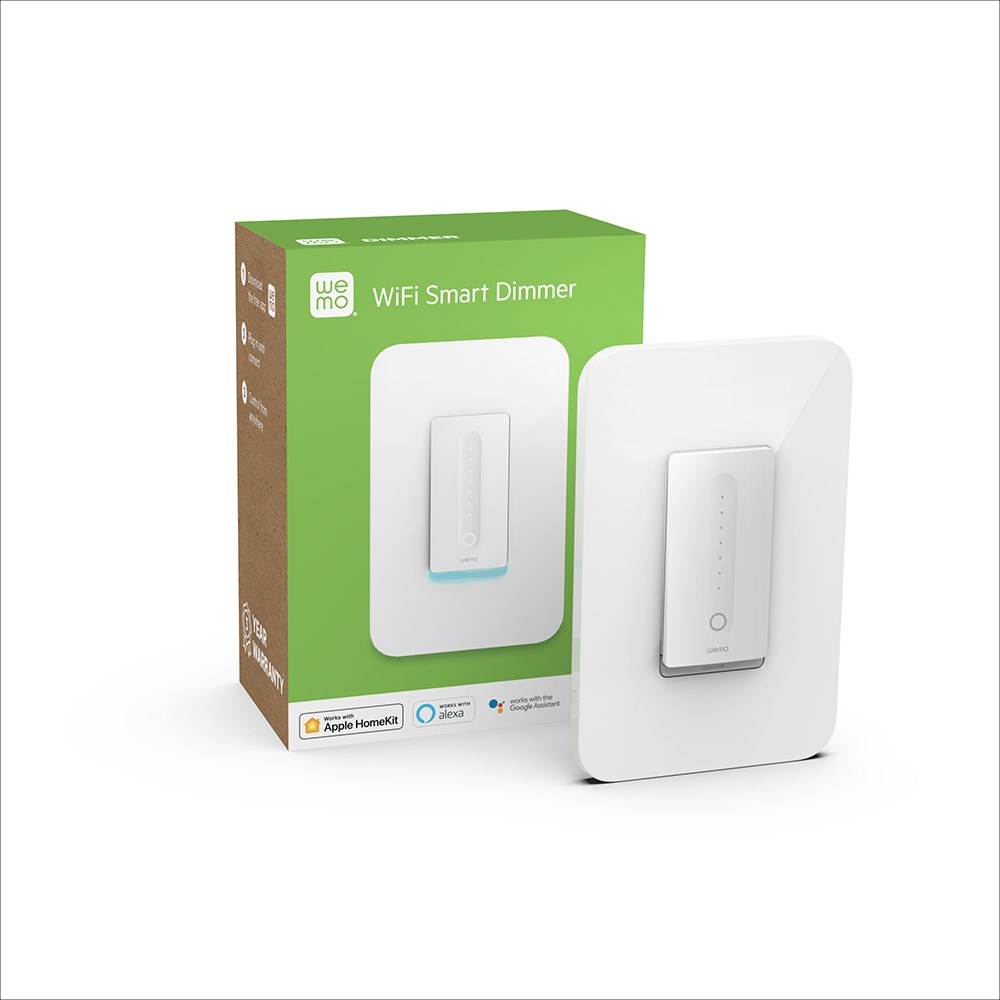 Wemo Wifi Smart Dimmer 3 Way Wiring Diagram When Power And Light Wires In The Same Box