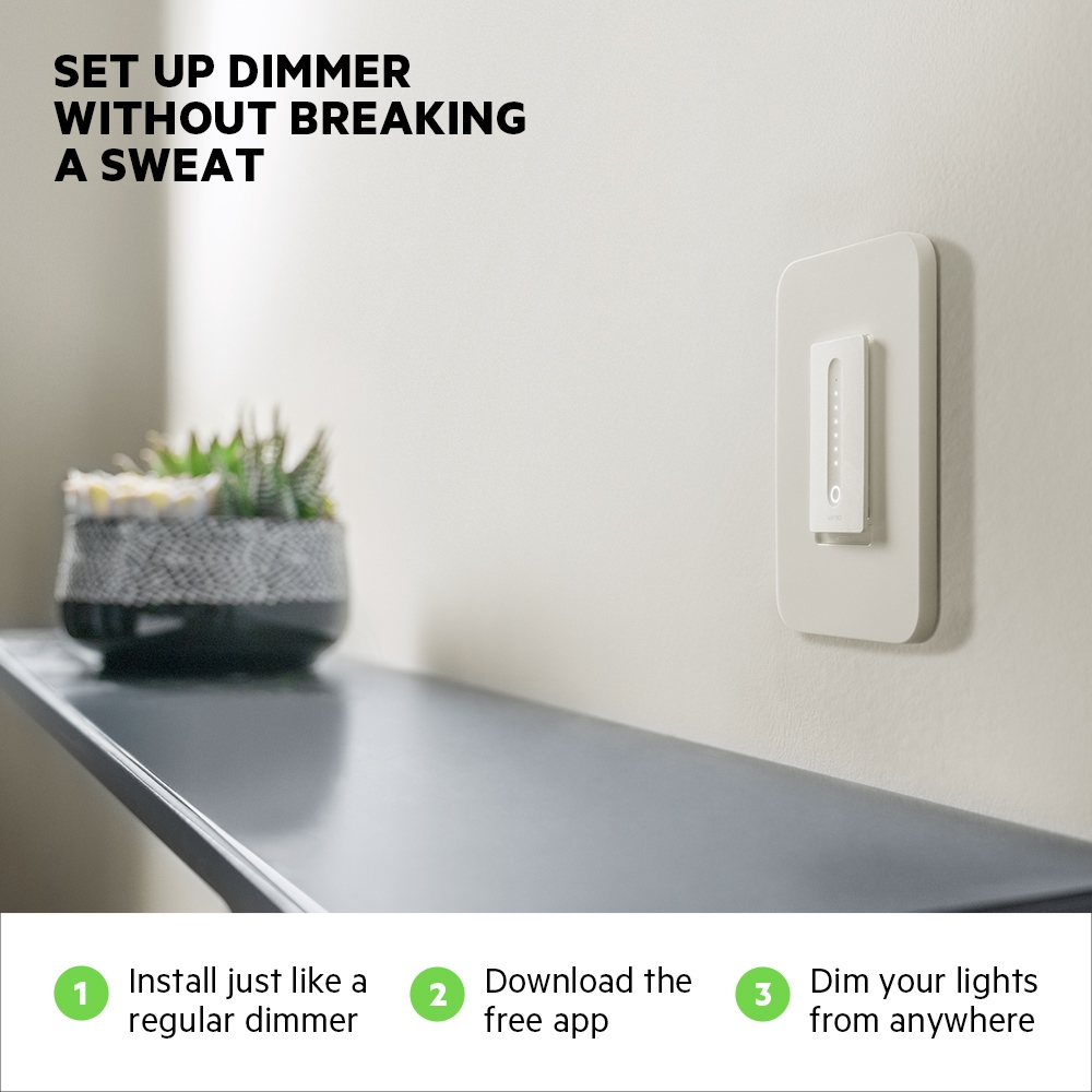 Wemo Wifi Smart Dimmer Wiring A Double Light Switch 2 Way