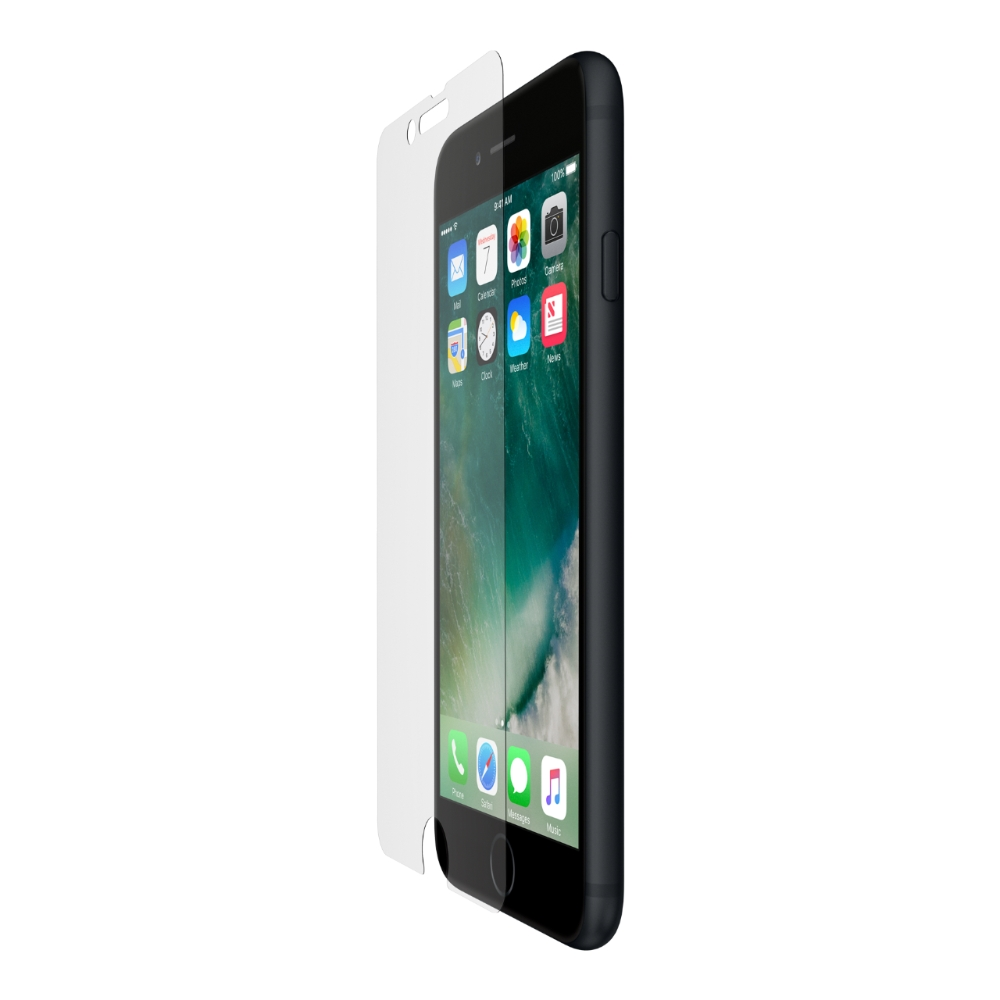 Protection d'écran en verre ScreenForce® InvisiGlass™ Ultra pour iPhone 7 Plus - HeroImage