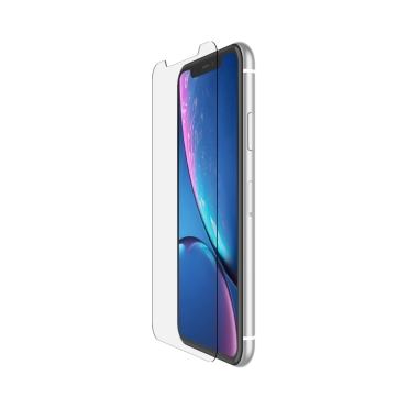 SCREENFORCE™ InvisiGlass™ Ultra Screen Protection for iPhone XR -$ HeroImage