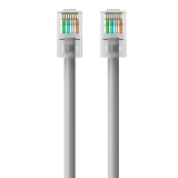 CAT5e Ethernet Patch Cable, RJ45, M/M -$ SideView1Image