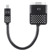 Mini DisplayPort™-/VGA -$ FrontViewImage